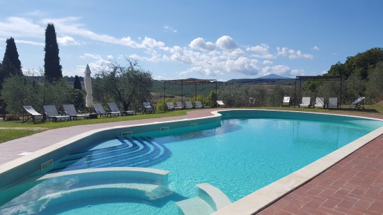 Sant' Antonio: Beautiful pool and view