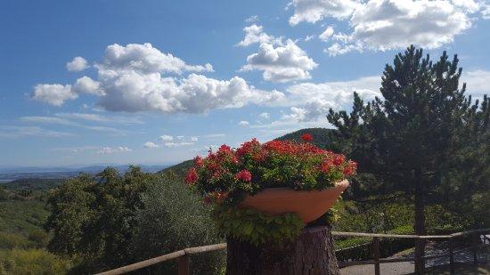 Sant' Antonio: View from patio