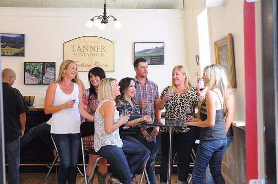 Murphys, Californie : Tanner Winery Tasting Room
