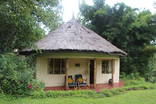 Sipi, Uganda: наш домик