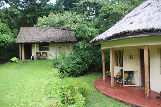 Sipi, Uganda: Наши домики, где мы жили