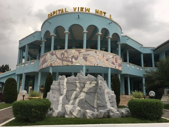 Capital View Hotel Rooms Pictures