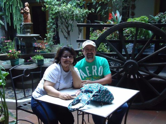 Zdjęcie Hotel Posada Del Hermano Pedro
