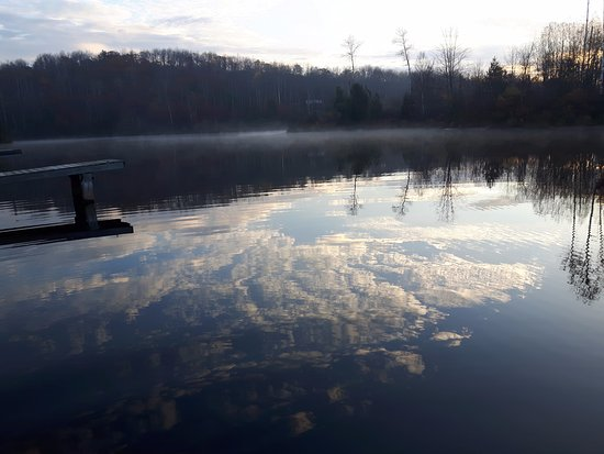 Madawaska, Καναδάς: Morning view