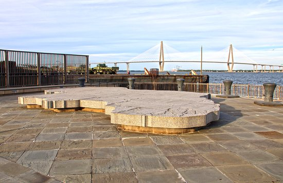 Charlotte Street Park Irish Memorial