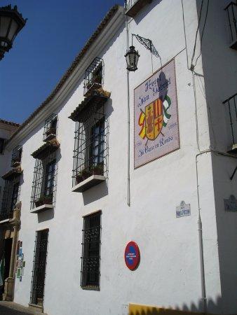 Hotel San Gabriel: Hotel