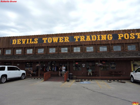 Devils Tower, WY: Trading Post