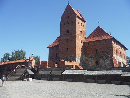 Trakai, Litauen: Inselfestung