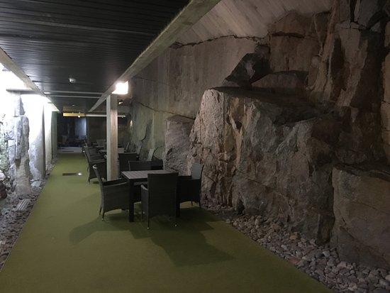 hotelli mesikämmen joulu 2018 Bear's den feeling in corridor   Picture of Hotelli Mesikammen  hotelli mesikämmen joulu 2018
