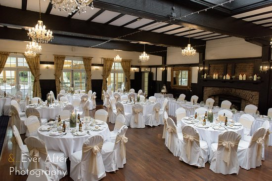 Greta Bridge, UK: Wedding Breakfast