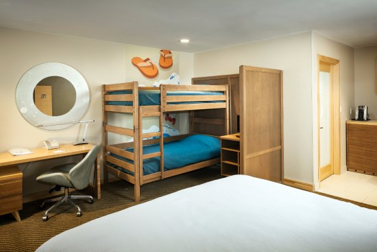 Catalina Bunk Bed Reviews Kid Suite With Bunk Beds Picture Of Holiday Inn Resort