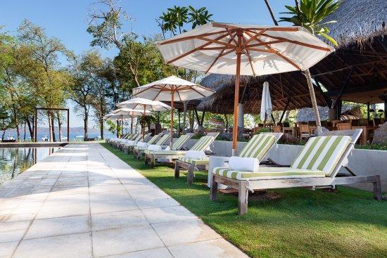 Playa Panama, Kostarika: Pool