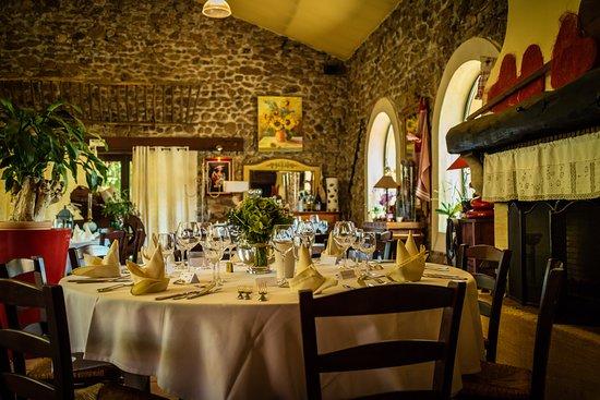 La grange de labahou anduze restaurant avis num ro de - Les cedres restaurant granges les beaumont ...