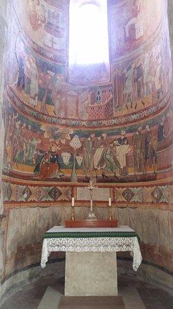 Benedictine Convent of Saint John Müstair: Pinturas