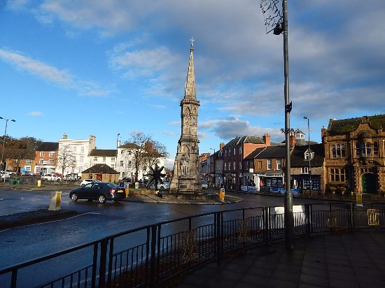 Banbury, UK: This is the market cross