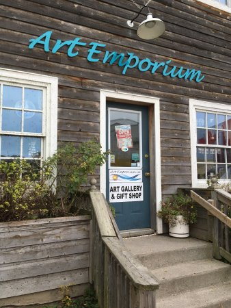Port Stanley, Kanada: Art emporium