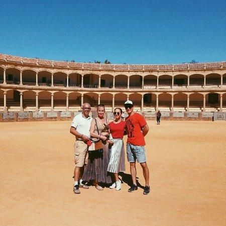 Alozaina, Hiszpania: фитнес тур в Arroyo de las Vinas