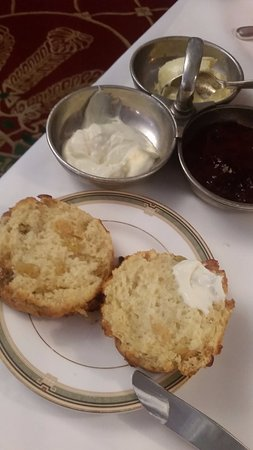 The Drawing Room at the Prince of Wales Hotel: Scone
