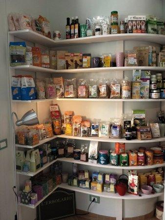 Vittoria, Itália: Alcune delle nostre linee per alimentazione alternativa !