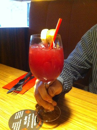 Abbotsford, Canada: Red Sangria