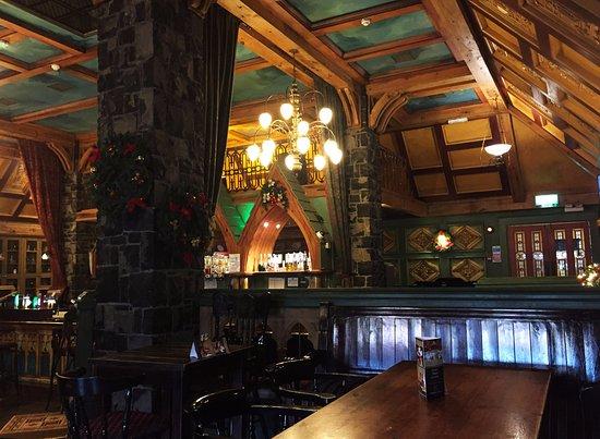Ennis, Ierland: the bar
