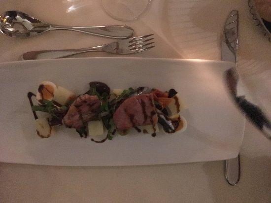 Rothay Garden Hotel: Lamb