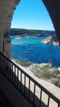 San Domino, อิตาลี: Isola di San Nicola