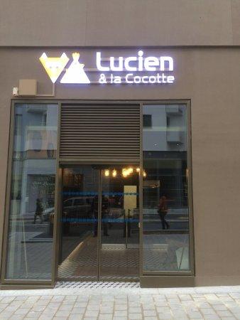 Lucien et La Cocotte