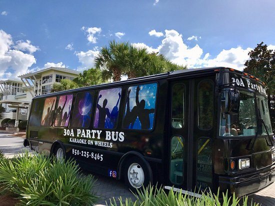 30A Party Bus