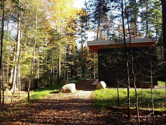 Mont-Tremblant National Park, Kanada: Chalet EXP (pour 2 personnes) - SÉPAQ | Parc du Mont-Tremblant