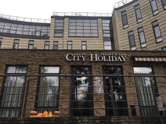 city holiday kiev