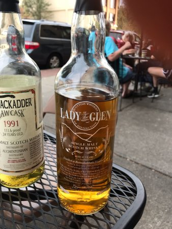 Delaware, OH: both scotch bottles... the best!!!!!