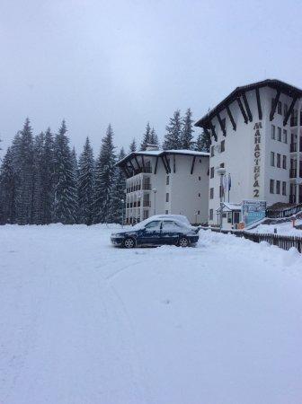 Pamporovo Ski Resort: Monastery 2