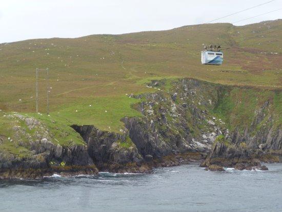 Kenmare, Irlanda: Cable Car to Dursey Island