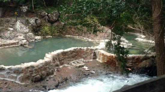 Rincon de La Vieja, Costa Rica: We were the only ones there!