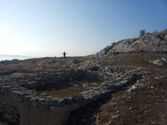 Kalogria, Grecia: Op het randje van de wereld...