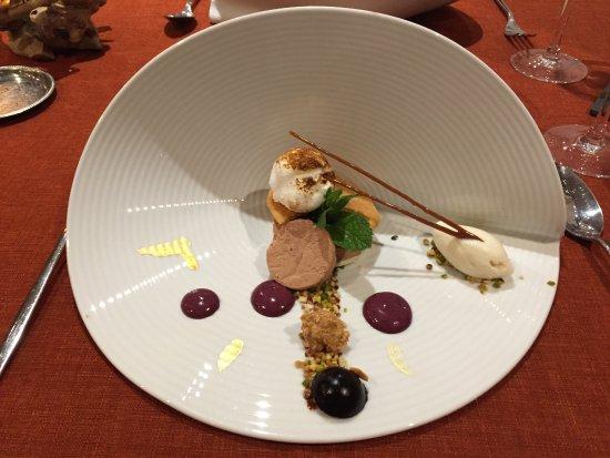 Orsieres, Suisse : Dessert