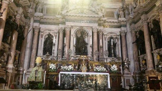 Duomo di Napoli : Main front of the Duomo
