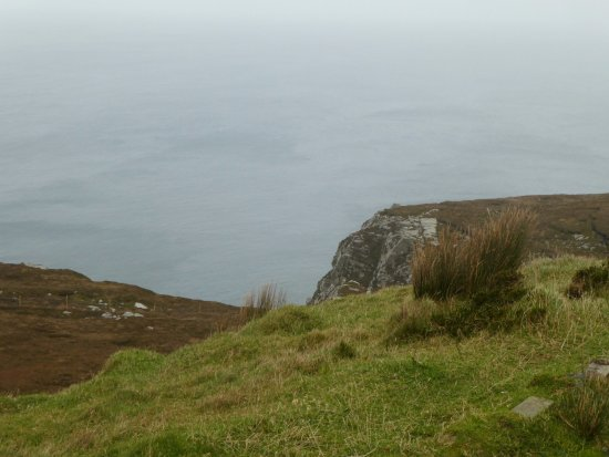 Dunfanaghy, Irlanda: stunning views from top