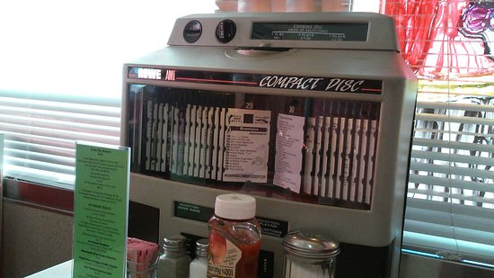 Frackville, PA: tablr top juke box