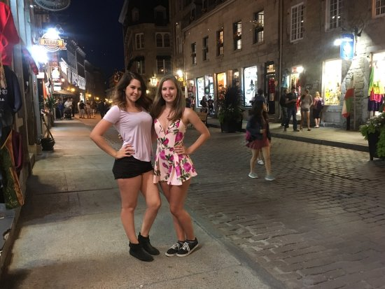 Old Montreal: Comes alive at night