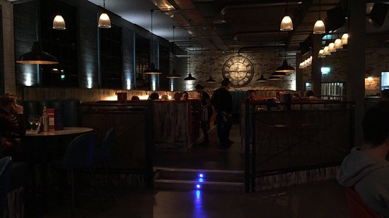 The Warehouse Bar Amp Grill Shrewsbury Restaurant Reviews