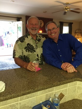 Marshall, TX: Rob Sorich and Charlie Blalock
