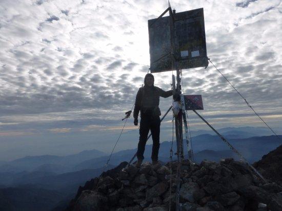 Adventure Peaks: Mt Wilhelm Summit