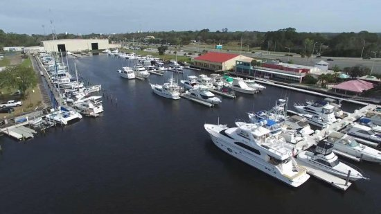 Jacksonville Beach, FL: Marina