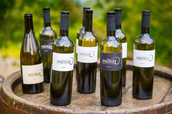 Miska Wine Cellar
