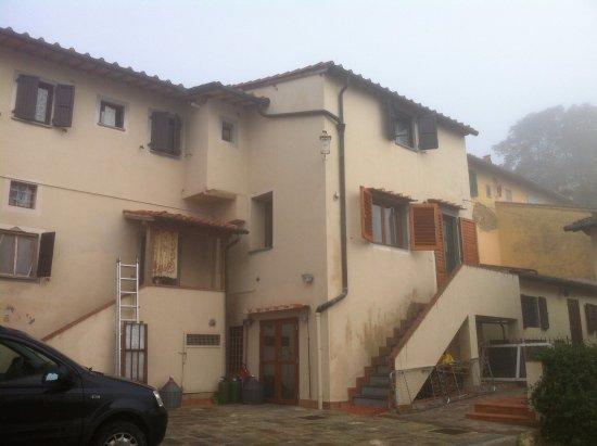 Lastra a Signa, Ιταλία: edificio