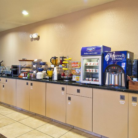 Nogales, AZ: Breakfast Area