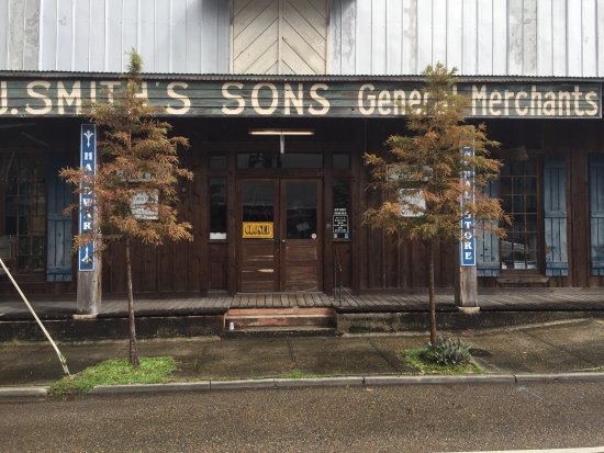 Smith H J & Sons General Store and Museum