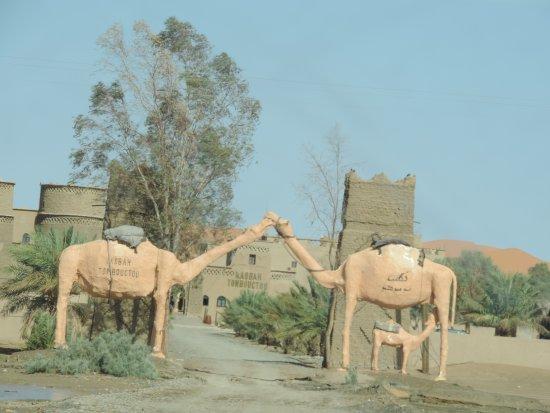 Zdjęcie Kasbah Hotel Tombouctou